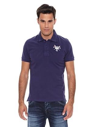 Pepe Jeans London Polo Prescott (Azul)