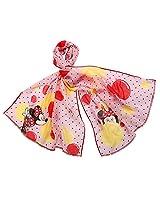 Disney By Shingora Women's Printed Scarf (Multi-Coloured)