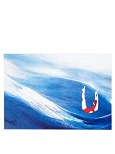 """Roberta Pinna Diver 8, 11"""" x 16"""""""