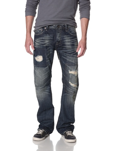 Cult of Individuality Men's Hagen Relaxed Jeans (Westwood)