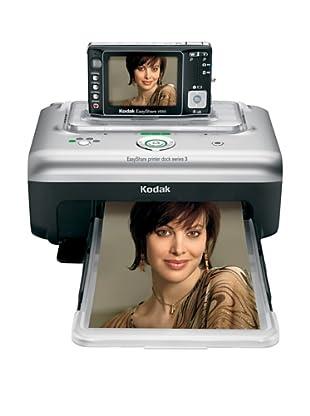 Kodak Easyshare Dock Serie 3 Impresora de fotos compacta, color