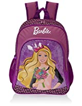 Barbie Violet Children's Backpack (EI-MAT0051)