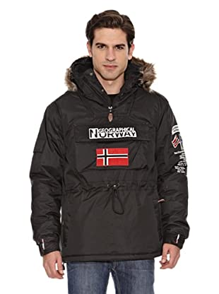 Geographical Norway Chaqueta Billal (Negro)