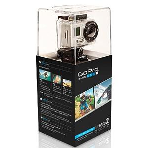 GoPro(ゴープロ) HD HERO2 Outdoor Edition ゴープロ ハイディフィニション ヒーロー2 アウトドア エディション CHDOH-002