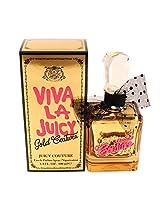 Viva La Juicy Gold Couture Eau De Parfum Spray 100ml/3.4oz