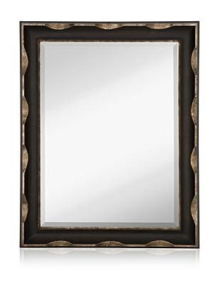 Majestic Mirrors Theon Mirror (Black Wash)