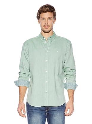 Wrangler Camisa Mos (Verde menta)