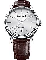 Louis Erard Analog Silver Dial Men Watch - 69266AA11.BDC80