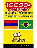 10000+ Armenian-portuguese Portuguese-armenian Vocabulary