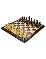 Chess Board/Set - Sheeshamwood Chess Board - CNC-R-2 - By CHESSNCRAFTS