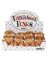 Tumbleweed Fox 3 Inch (One Individual Fox) Stuffed Animal By Ganz (H13627)