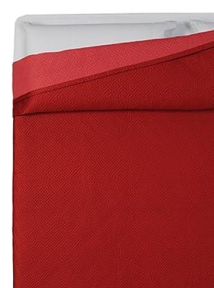HomeTrends Copriletto Thea (Rojo)