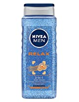 Nivea For Men Relax Body Wash -- 16.9 fl oz