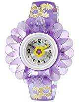 Zoop Analog White Dial Kid's Watch - 4005PP02