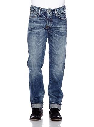 Tom Tailor Pantalón Verbania (Azul)