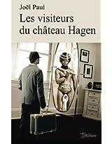 Les visiteurs du château Hagen