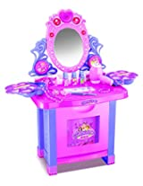 Berry Toys My Lovely Flower Pink Dresser With Accessories
