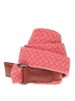 Pepe Jeans London Cinturón Fresian (Coral)