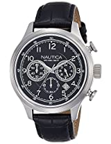 Nautica Sports Analog Black Dial Men's Watch - NTA15670G