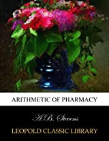 Arithmetic of pharmacy