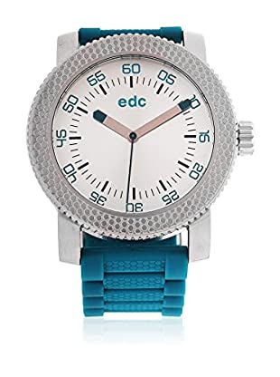 EDC Esprit Quarzuhr Heavy Rocker Ee101081003 blau 47 mm