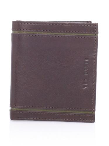 Ted Baker Men's Stolin Internal Wallet (Chocolate)