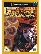 Kumbh Mela Worlds Biggest Festival (DVD) - Sacha Mirzoeff - National Geographic (2014) - 50 Min. App