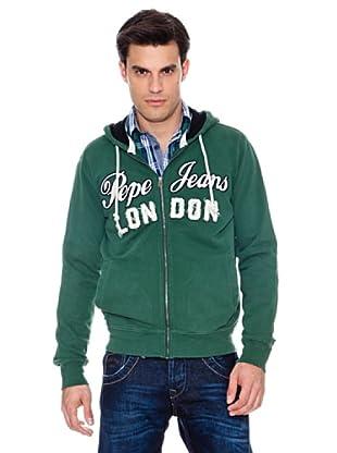 Pepe Jeans London Sudadera Hewring (Verde)
