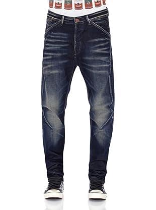 Pepe Jeans London Vaquero Harli (Azul Oscuro)
