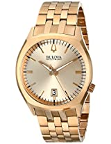 Bulova Accutron II Analog Silver Dial Men's Watch - 97B134
