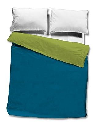ROC NEIGE Saco Nórdico Liso (azul / verde)