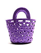 MBGiftsGalore Purple Favor Baskets