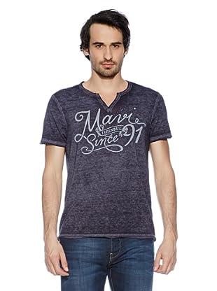 Mavi Camiseta Morris (Azul)