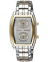 Titan Tycoon Analog Silver Dial Men's Watch - NC1566BM01