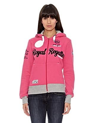 Geographical Norway Sudadera Figuerolle (Fucsia)