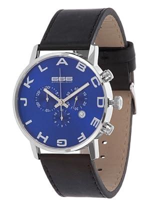 666 Barcelona  Reloj Alphabet Crhono Leather