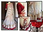 DESIGNER BRIDAL LEHENGA OFF WHITE