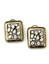 Orne Jewels Designer Bold Diamond Stud Earrings