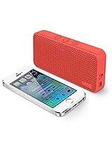 iLuv Aud Mini Slim Portable Bluetooth® Speaker (Pink)