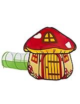 Fairy Village Play Tent, In Mushroom
