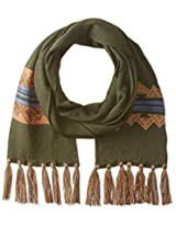 Pendleton Men's Long Fringe Scarf
