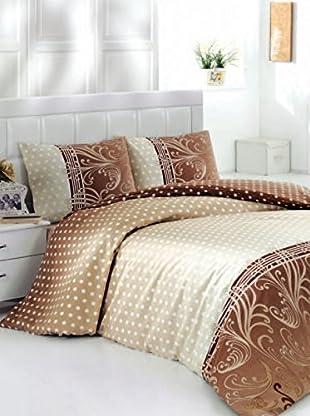 Colors Couture Bettdecke und Kissenbezug Felicia