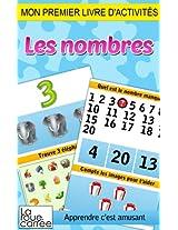 Mon premier livre d'activités - Les nombres (Apprendre c'est amusant)
