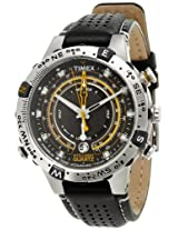 Timex Intelligent Quartz Chronograph Brown Dial Men's Watch - T2N740