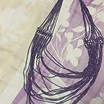 Black Non-Precious Metal Brass Fashion Necklace