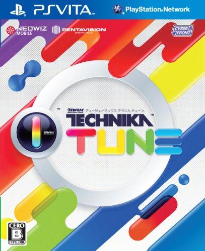 DJMAX TECHNIKA TUNE(通常版)