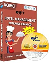 All India Hotel Management Joint Entrance Exam Preparation Question Bank CD