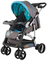Sunbaby Elegenza Travel System(With Stroller and Carrycot) SB-K-613A
