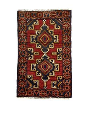 Eden Teppich Beluc mehrfarbig 88 x 143 cm