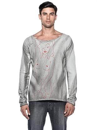 232 Made In Art Sweatshirt Dago (Grigio)